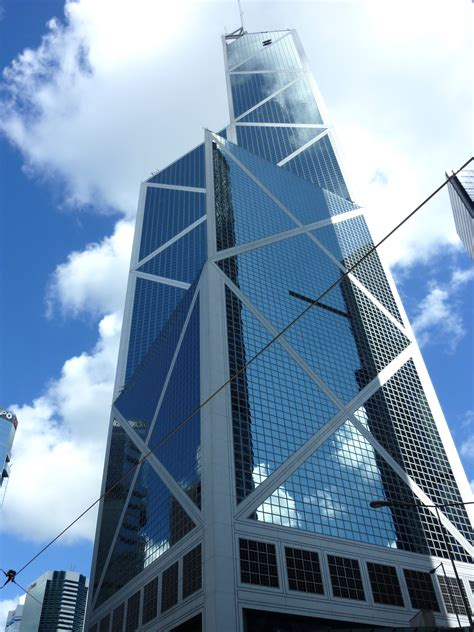 hk china bank bank of china tower hong kong