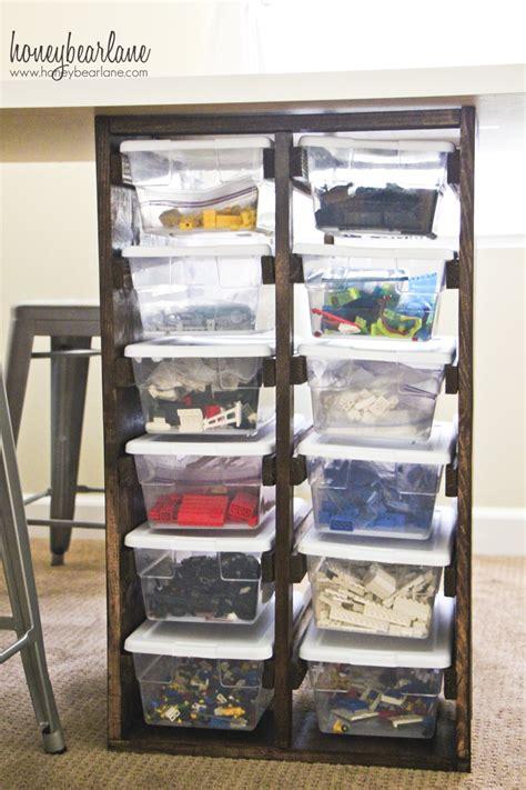 the ultimate lego organizer honeybear
