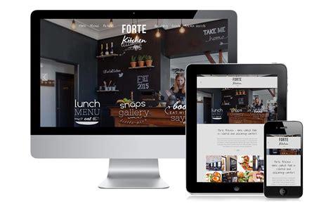 kitchen website design winchester cafe restaurant finch studio design in