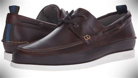 paul smith branca scotch boat shoes that are