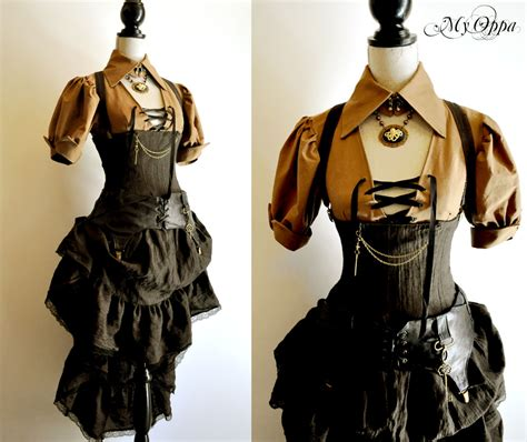 Vest Hoodie Jaket Rompi Golds Fightmerch dress steunk by myoppa creation on deviantart
