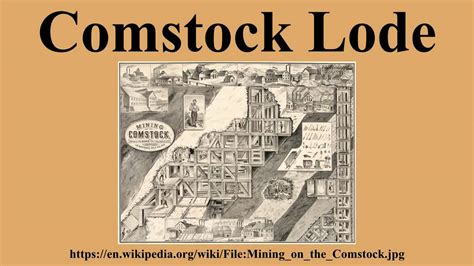 The Lode comstock lode