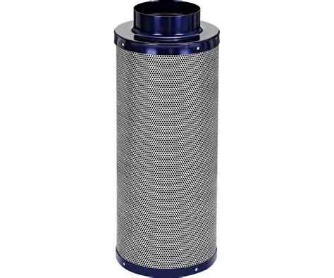 Carbon Active King Filter hydrofarm active air carbon filter 6 inch x 24 inch 500 cfm hf accf246 air purification
