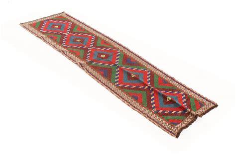 teppich 60 x 180 kelim teppich persischer sufra 180 x 60 cm
