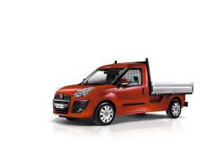 Fiat Dobo Fiat Doblo Cargo Work Up Technical Details History