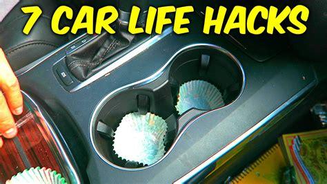 easy hacks 7 easy car hacks