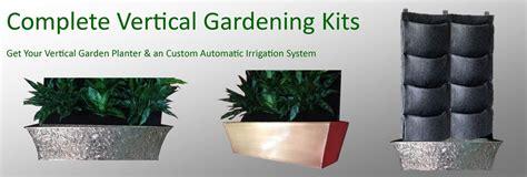 Vertical Garden Kit Edible Walls