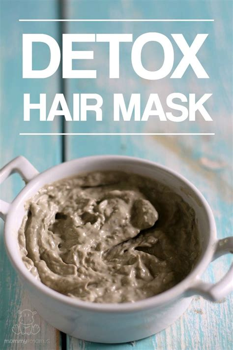 Home Remedy To Detox Hair by 1000 Ideas About Bentonite Clay Mask On
