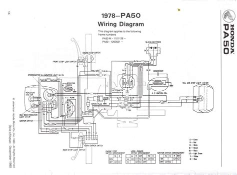 re wiring diagram 1980 honda pa 50
