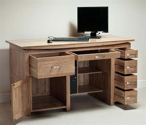 Computer Desk Storage Ideas by Choosing Computer Desks With Storage Ideas Greenvirals Style