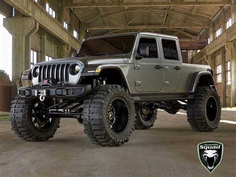 Jeep Truck 2020 Lifted what if your 2020 jeep gladiator scrambler truck was
