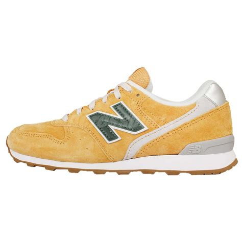 sneakers for wide new balance wr996lb d wide yellow green womens running