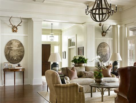Home Interiors Decorating New Home Interior Design Southern Traditional