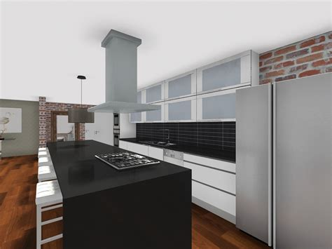 plan your kitchen with roomsketcher roomsketcher blog plan your kitchen design ideas with roomsketcher