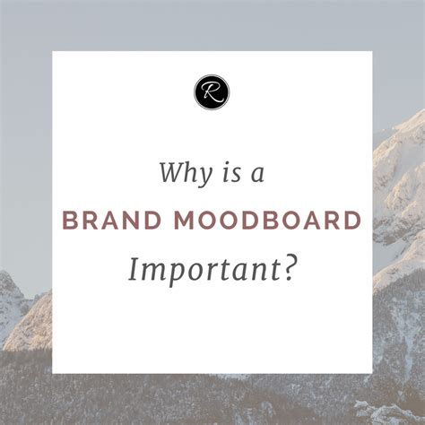 Handuk Rosanna Aaa Uk 75140 why is a brand moodboard important how to create one byrosanna brand and website design