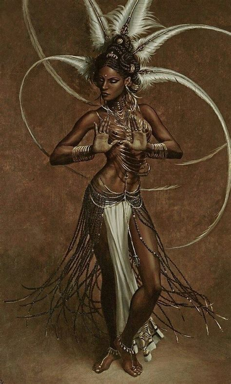 Nubian African Goddess Of Love | 184 best images about art i m in love with on pinterest