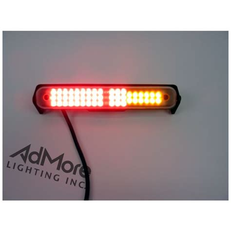 high output bar led shop light admore high output premium led light bar revzilla