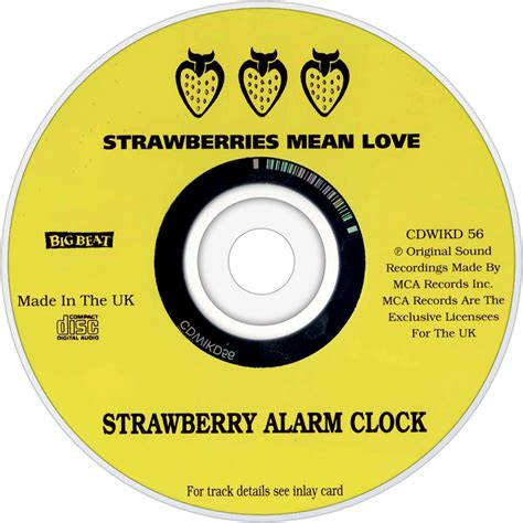 strawberry alarm clock  fanart fanarttv
