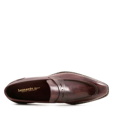 handmade loafers for loafers for handmade in leather leonardo