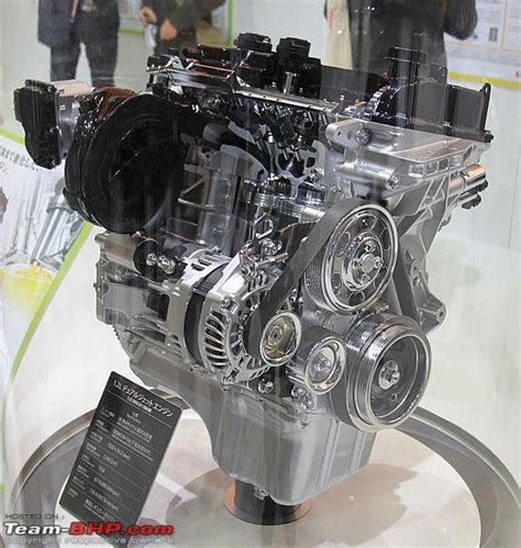Who Makes Suzuki Engines Suzuki S New Supercharged Petrol Engine Team Bhp