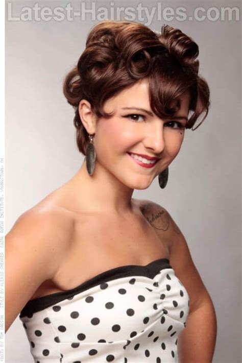pixie cut roller curls 15 hot pixie cuts looks that ll make you want to go short