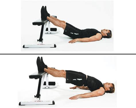 bench bridge exercise wny fitness