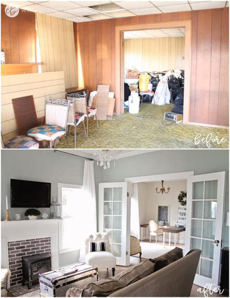 renovating an old home 26 best budget friendly living room makeover ideas for 2018