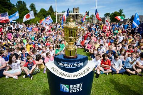 rugby le calendrier de la coupe du monde