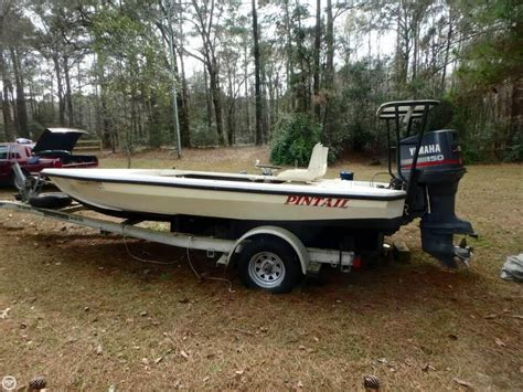 used flats boats for sale in south carolina 1991 used shipoke boatworks 18 flats fishing boat for sale