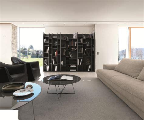 libreria zalf modular bookcase lz by zalf design marc sadler