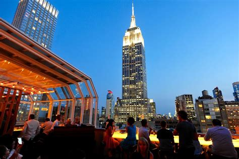 top nyc rooftop bars 21 rooftop bars in nyc with epic skyline views