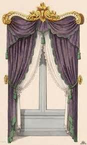 French Style Drapes Langsir On Pinterest Valances Window Treatments And