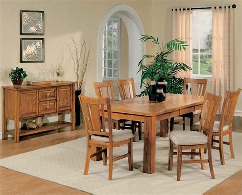 Casual Dining Room Table Sets 25 Best Ideas About Oak Dining Room Set On Table And Chairs Kitchen Dining Sets