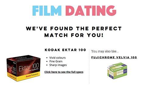 film or digital quiz film dating online quiz offers film recommendations