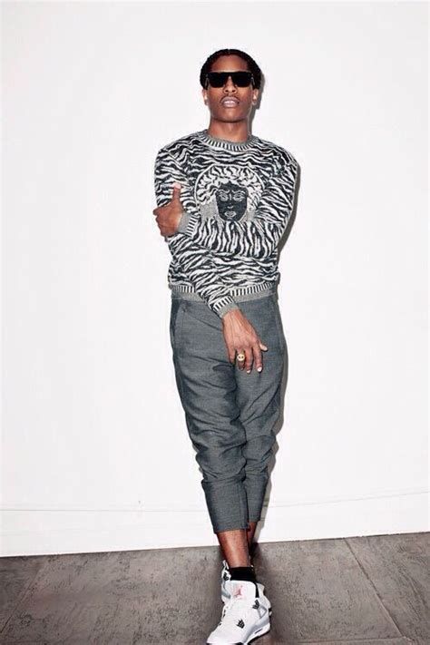 Asap Rocky Wardrobe by Terry O Quinn Style And Chic On
