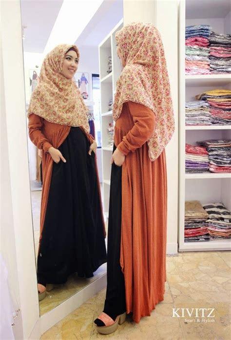 tutorial jilbab fitri kivitz hijab syar i fitri aulia hijab pinterest