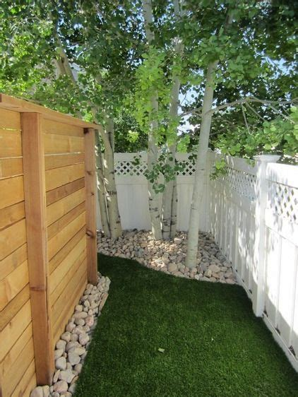 small yard landscaping ideas 5682 peace in the yard 7 ways to proof your fence
