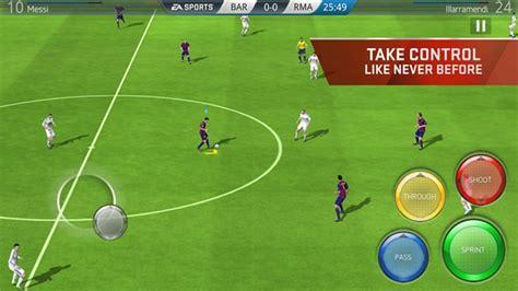 ea for android fifa mobile ex fifa 16 233 lan 231 ado no ios e requisitos m 237 nimos impressionam mobile gamer