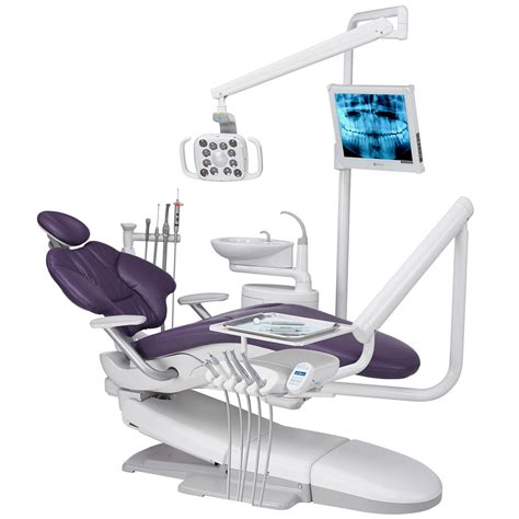 On Dental Chair by Adec 400 Chesa Dental Care
