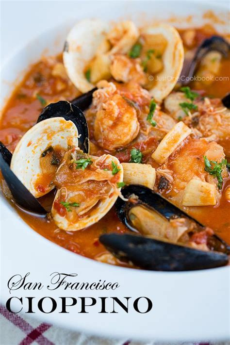 crab house san francisco cioppino recipe