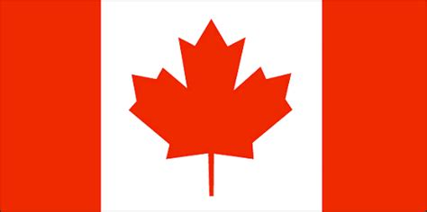 flag of canada picture canadian flags image