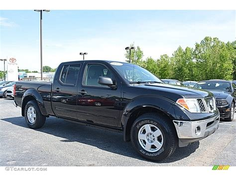Nissan Frontier Se by 2007 Black Nissan Frontier Se Crew Cab 4x4