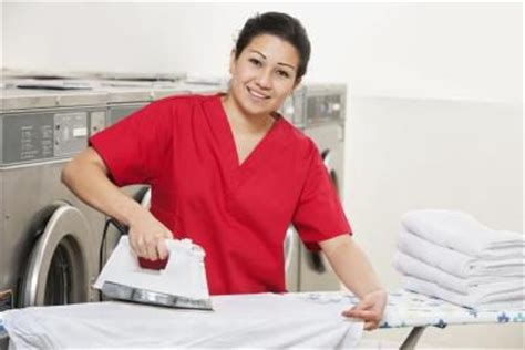 duties of a laundry attendant with pictures ehow