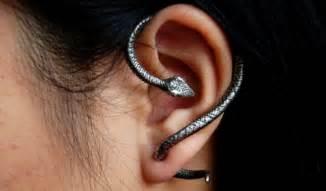 boucles d oreilles serpent