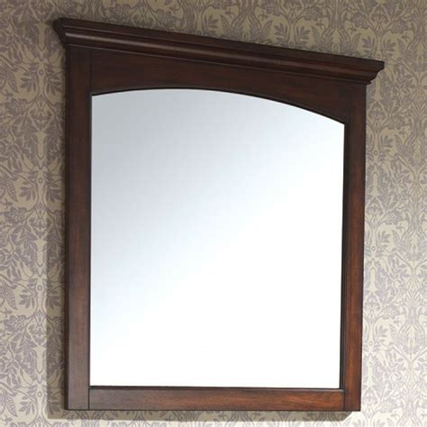 mahogany bathroom mirror 36 quot vermont vanity mirror mahogany bathroom mirrors bathroom bathroom remodel pinterest