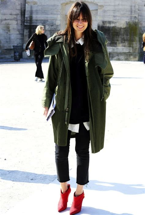 the effortless chic oversized military jacket the effortless chic