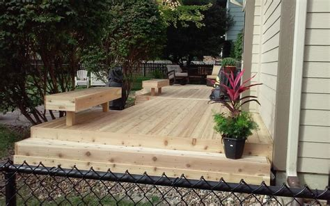 the essential points any homeowners have to consider deck building important points to consider buresh home