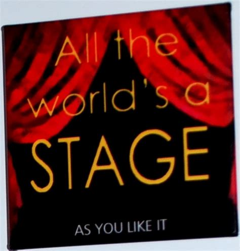 000719790x shakespeare the world as a quotes about theatre 212 quotes