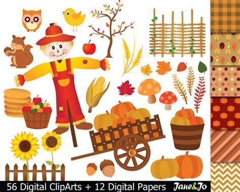Fall Harvest Images Clip