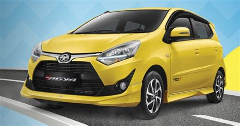 New Ayla 2017 Spoiler With L Aksesoris Daihatsu Ayla 2017 toyota agya and daihatsu ayla facelift launched in indonesia new 1 2l 3nr fe four